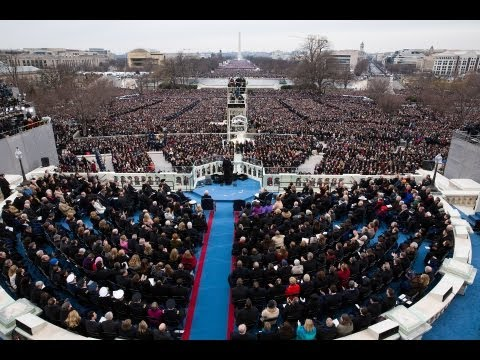Download Youtube: 2013 Inauguration Ceremony