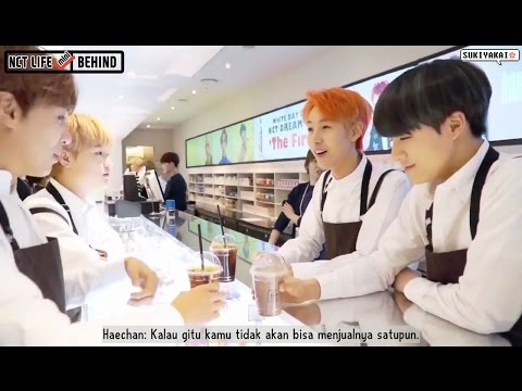 [INDO SUB] 170316 NCT LIFE MINI (BEHIND) - White Day Event (2)