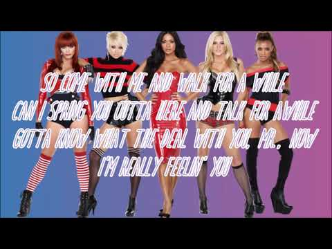 The Pussycat Dolls - Love The Way You Love Me (Lyrics)
