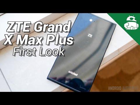 morebut zte grand x max plus battery removal got