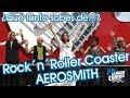 ¿QUÉ TANTO SABES DEL ROCK N ROLLER COASTER AEROSMITH?