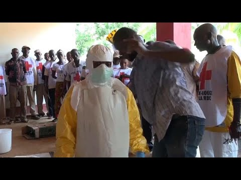 Ebola outbreak confirmed in DR Congo