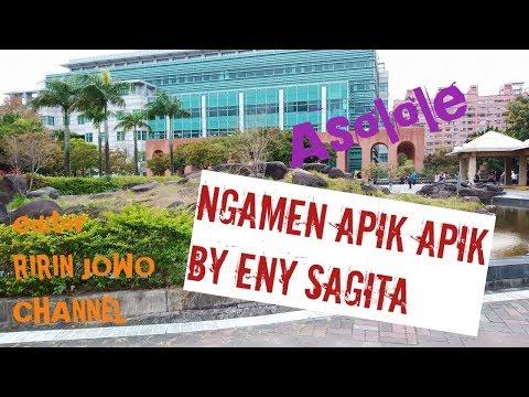Ngamen Apik Apik ( lirik ) by Eny Sagita