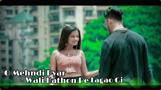O Mehndi Pyar Wali Hathon Pe Lagaogi | Dil Tod Ke Hasti Ho Mera |Manan| Roshan Sante |Dosti Creation