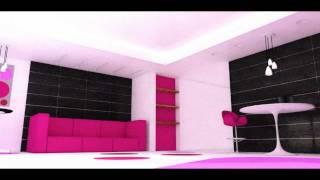 Interior Design Idea: Modern And Minimalistic Lounge