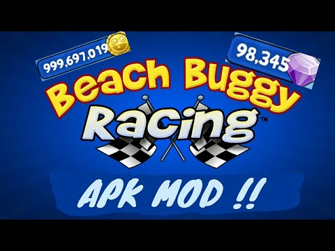 Beach Buggy Racing apk mod!! [2017]  #Smartphone #Android