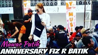 Download lagu Mawar Putih Anniversary Fiz R Batik Pekalongan AFB MP3
