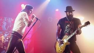 Son Of A Gun - Welcome To The Jungle - The Roxy La Viola Bar! Buenos Aires Jul. 19, 2018