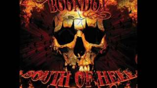 Boondox- Watch Your Back (New South of Hell album)
