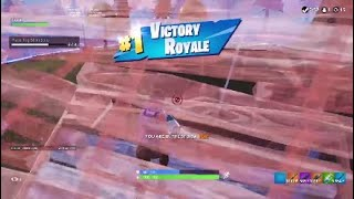Fortnite 15 Kill Solo Win | New Bullseye Skin Gameplay