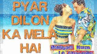 Pyar Dilon Ka Mela Remix  - Dj Nishant & Dj Bapu