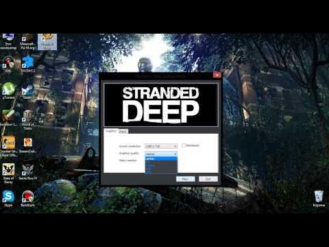 Где скачать и как установить игру Stranded Deep пиратку