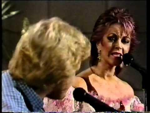Frida (ABBA) & Sebastian - Sangen om langfart (Danish TV)