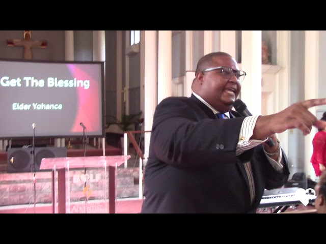 Go Get the Blessing(featuring Yohance Perry)