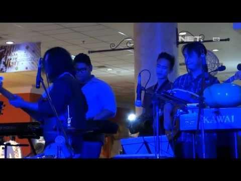 NET24 - Ray Martosono, musisi Bandung akan pecahkan rekor mainkan 26 alat musik dalam 1 lagu