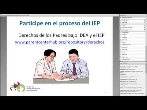 Spanish Language Webinar