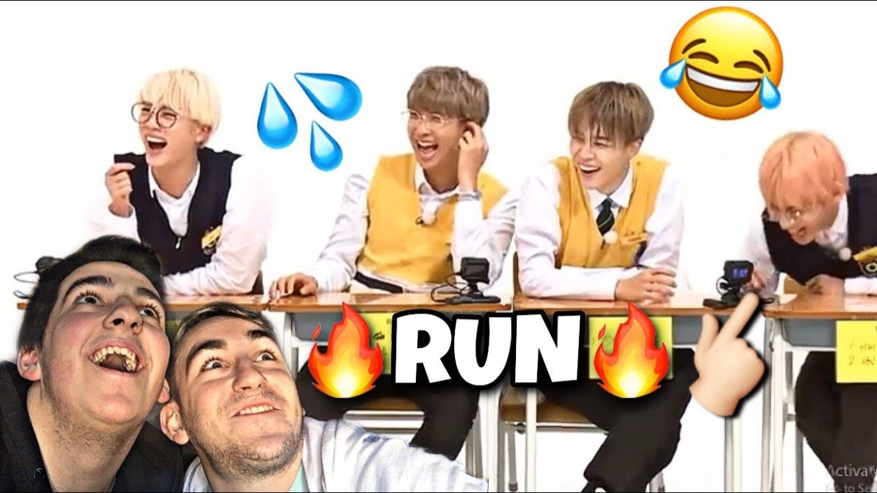 Run BTS! - (Ep.65) REACCION!