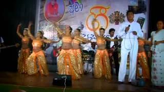 Doctor Ajith Bandara Sri lanaka - Ranpath Saluna  - (Ama Gee pasangaya).avi