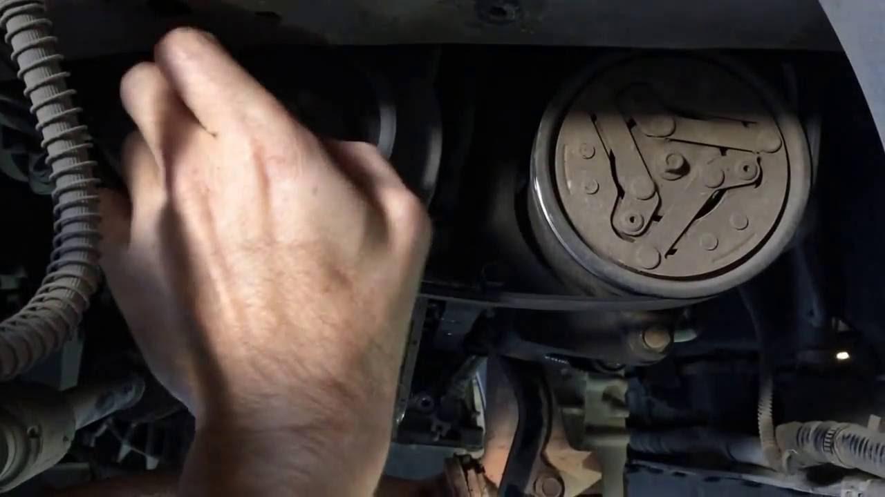 Ремонт двигателя Киа Пиканто 2006 года  KIA Picanto  1часть