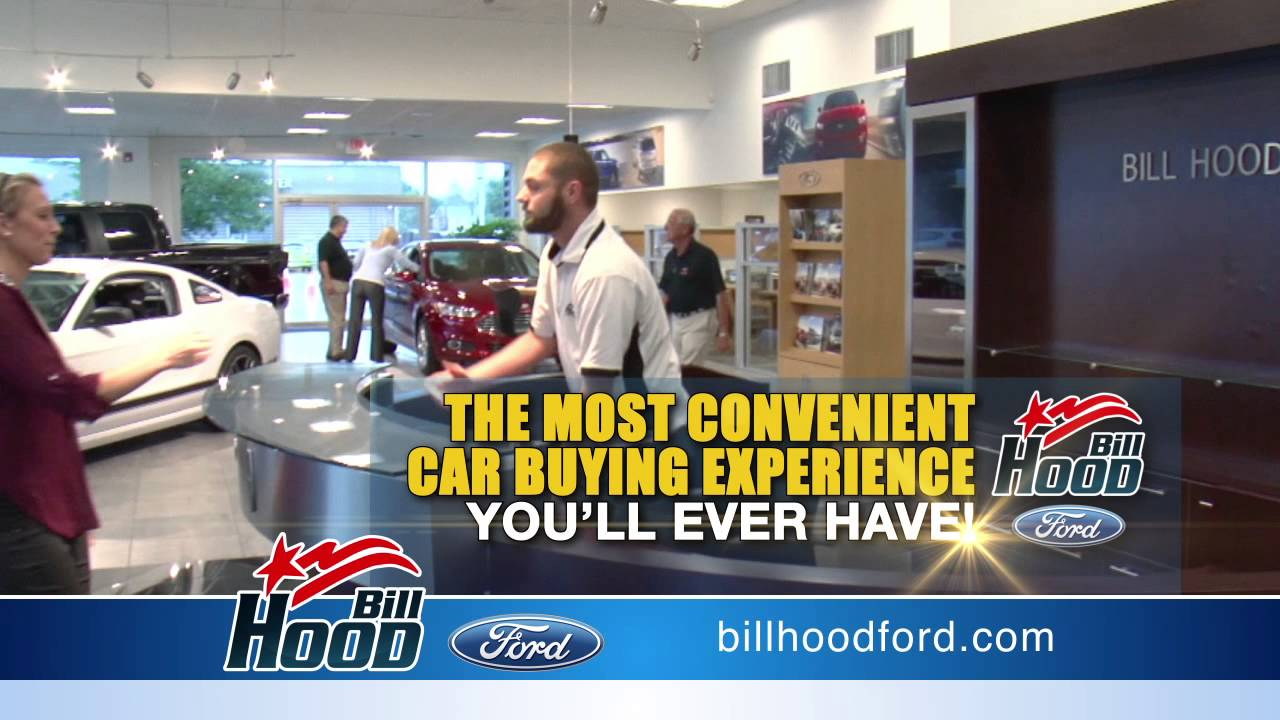 Bill Hood Ford >> Bill Hood Ford The Ford You Want At The Price You Want 07 2014