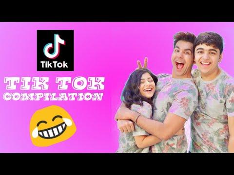 Rimorav vlog tik tok compilation | Diksha Sharma, Rishi ...