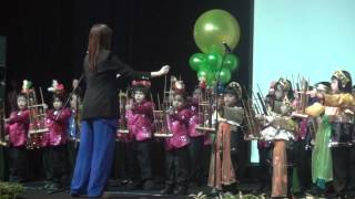Angklung Performance by St Ronan Kindergarten