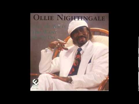 Ollie Nightingale You Got A Booga Bear Under There