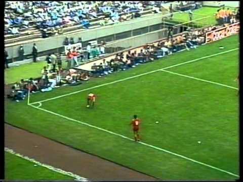 1986 Argentina v Belgium