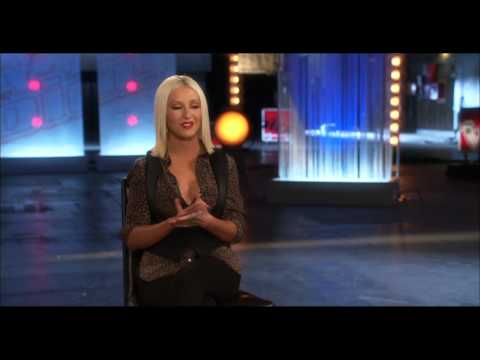 The Voice: Christina Aguilera Season 5 Interview Part 1 of 2 ...