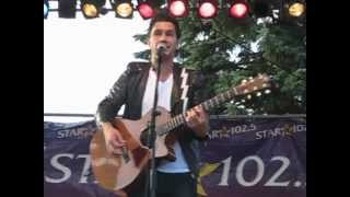 Andy Grammer - Lunatic (Buffalo, NY - 6/27/2012)