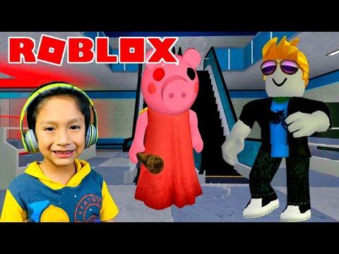 Escapando de Piggy - Juegos Para Niños - Videos de Roblox