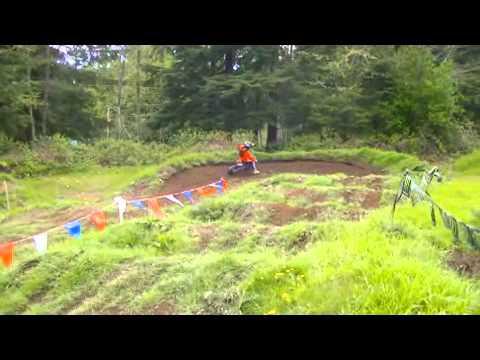 Carson Brown Testing for MiniMoto SX 2013