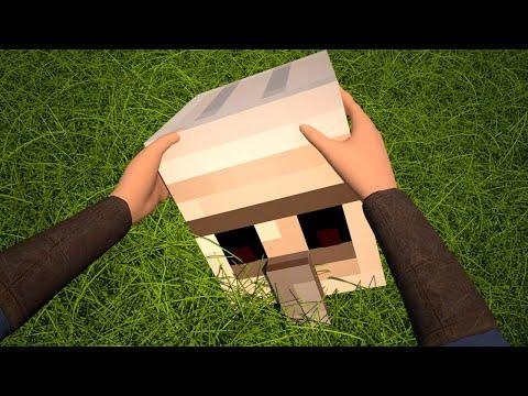 Golem Soul - Minecraft Animation
