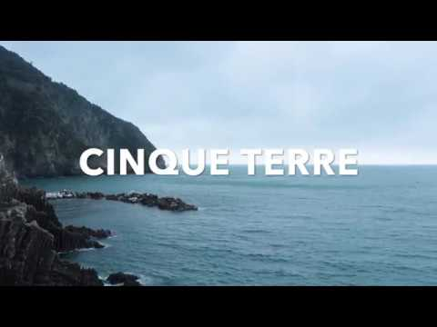 Mini Movie Of Italy March 2018 Series (Cinque Terre)