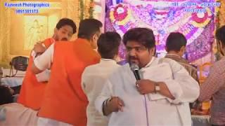 """Arun Sharma """" Bholu """" ll शुक्राना तेरा सांवरे कैसे अदा करूँ II श्री श्याम सखा मंडल राठी मिल वाले"""