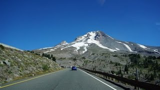 2K16 (EP 20) Driving up to Mt. Hood & the Timberline Lodge in Oregon