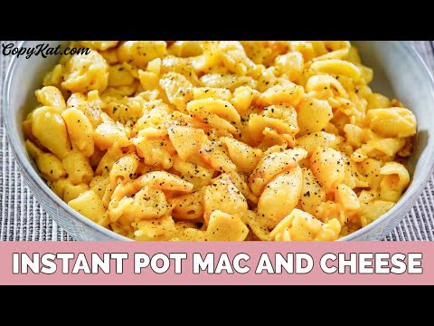 how-to-make-macaroni-and-cheese-in-an-instant-pot