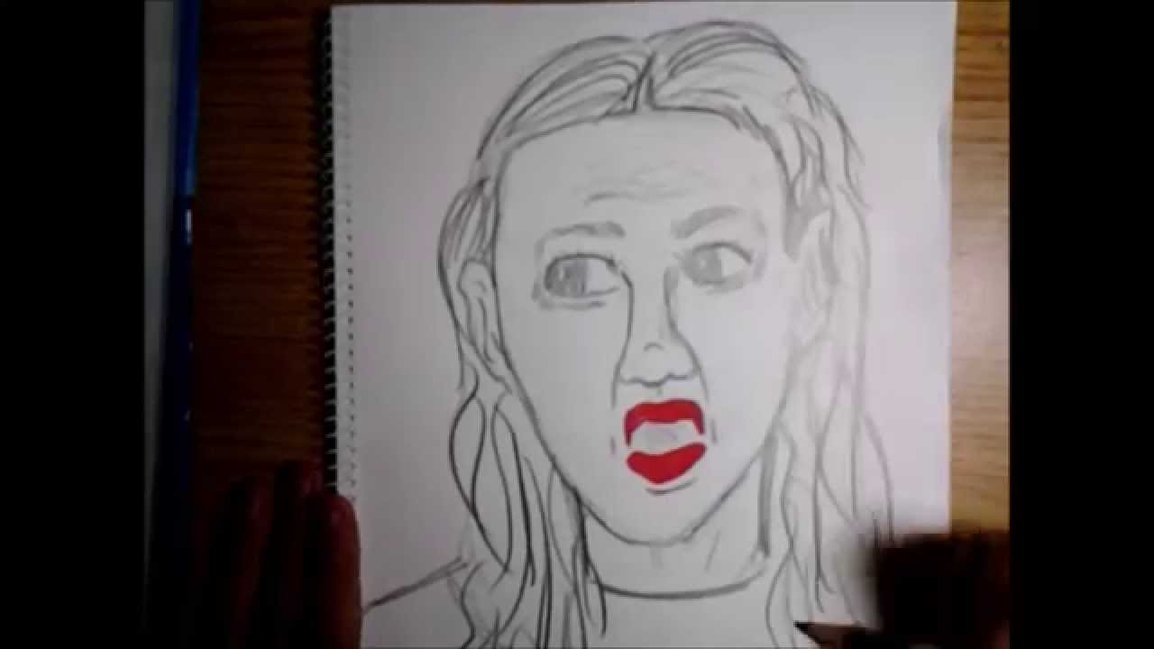 how to draw miranda sings sketching coloring youtube
