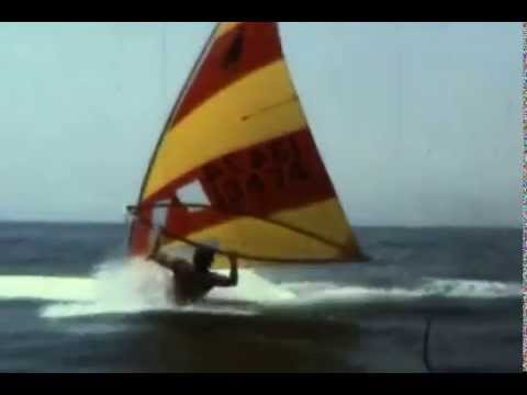 Windsurfing at Yacht Club Ancon 1977 - Vol. 1