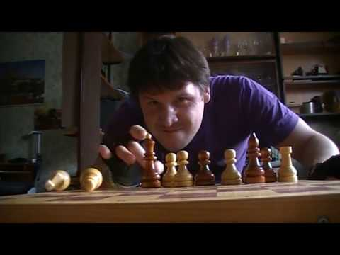 Шахматы игрок