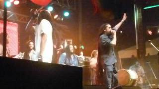 "Damian/Stephen/Julian Marley Live ""Welcome To Jamrock"" at 9 Mile Music Fest - Part 12"