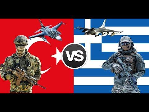Türkiye VS Yunanistan   Yunanistan Savaş İstiyor [2018]