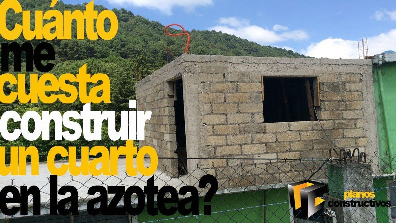 Cuanto cuesta construir un cuarto | Acerca de las casas