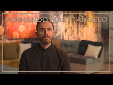 Interview Fernando Mastrangelo | Downtown Design Dubai 2019 | Aritco – Next Level Living