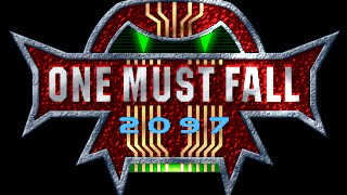 One Must Fall 2097 - Soundtrack