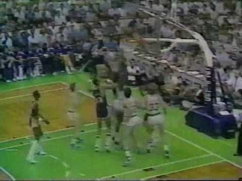 1984 NBA Finals: Lakers at Celtics, Gm 5 part 3/14