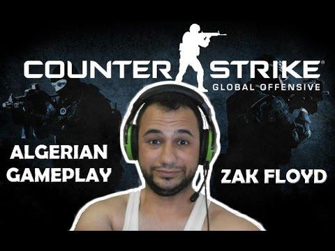 Counter-Strike Global Offensive - ALGERIAN GAMEPLAY - En mode pur noob -HD