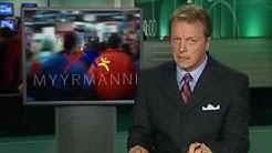 Uutislähetys Myyrmannin pommi-iskusta 2002
