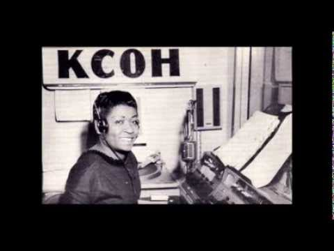 KCOH Radio Houston - Gladys 'Gee Gee' Hill - (1970)