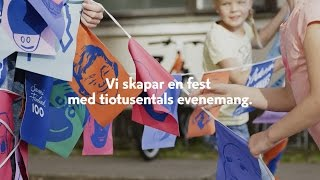 Finland 100 fest hela året